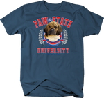 Paw State University Puggles Dog Shirt