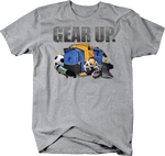 Gear Up Soccer Equipmen Cleats Shin Gaurds Bag Practice Jersey