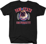 Paw State University Pugs Animal Lover Dog Puppy Bark Treat Cute Family