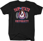 Paw State University Bull Terriers Animal Lover Dog Puppy Bark Treat Family