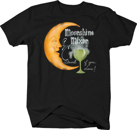 Moonshine Moxer Drink if your Done Moonlight Bars Party Mixie
