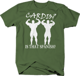 CARDIO? Is That Spanish Workout Lifting Gym