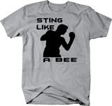 Sting Like a Bee Boxing Boxer Ali Quote