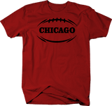 CHICAGO Football Flag Tackle Home Team Edition