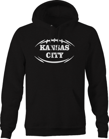 KANSAS CITY KC Football Flag Tackle Home Team Edition