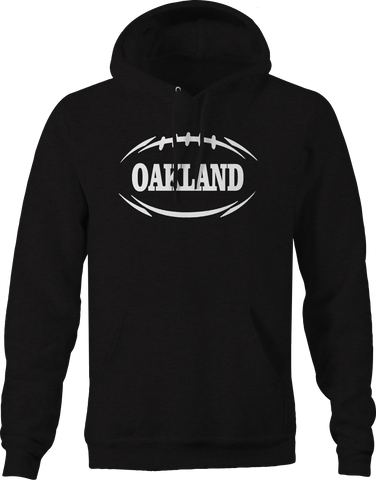 OAKLAND Football Flag Tackle Home Team Edition