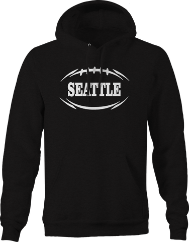 SEATTLE Football Flag Tackle Home Team Edition