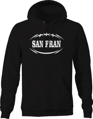 SAN FRAN Football Flag Tackle Home Team Edition