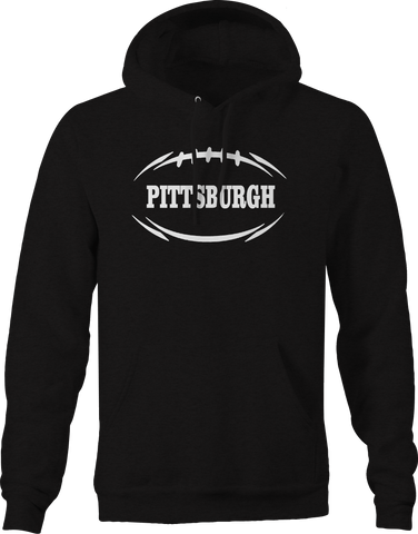 PITTSBURGH Football Flag Tackle Home Team Edition