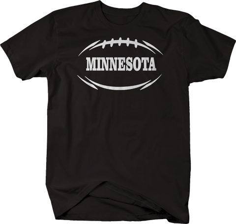MINESOTA Football Flag Tackle Home Team Edition