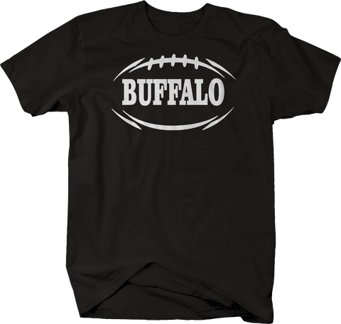 BUFFALO Football Flag Tackle Home Team Edition