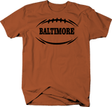 BALTIMORE Football Flag Tackle Home Team Edition