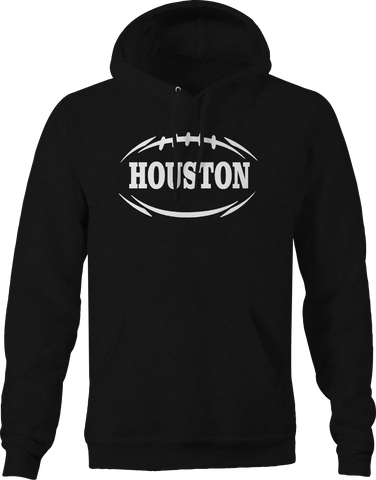 HOUSTON Football Flag Tackle Home Team Edition