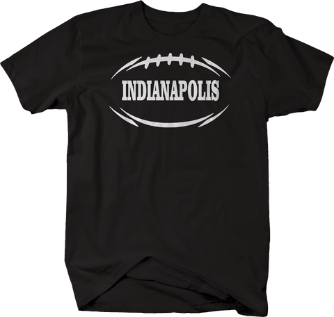 INDIANAPOLIS Football Flag Tackle Home Team Edition