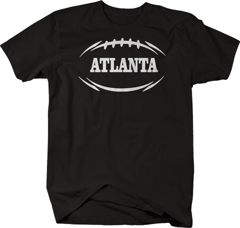 ATLANTA Football Flag Tackle Home Team Edition