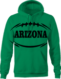 ARIZONA Football Flag Tackle Home Team Edition