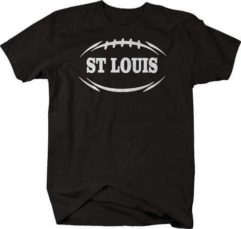 ST LOUIS Football Flag Tackle Home Team Edition