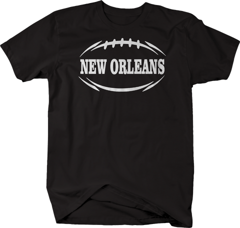 NEW ORLEANS Football Flag Tackle Home Team Edition