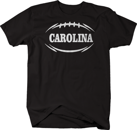 CAROLINA Football Flag Tackle Home Team Edition