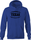 TEXAS Football Flag Tackle Home Team Edition