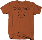 We The People 1776 US Constitution Freedom Rights