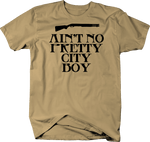 Ain't No Pretty City BOY Shotgun Country Music Mud Trucks