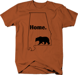 Alabama Bear Home State Edition
