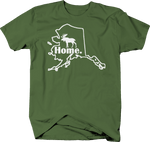 Alaska Moose Home State Edition
