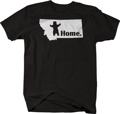 Montana Standing Bear Home State Edition