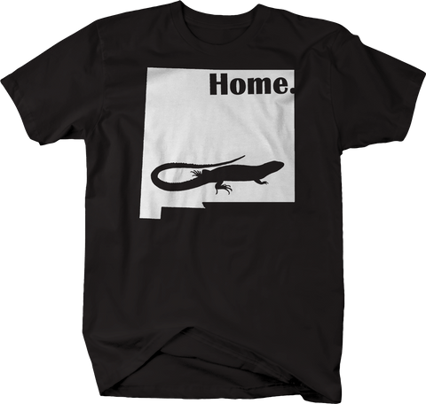New Mexico Desert Lizard Home State Edition O