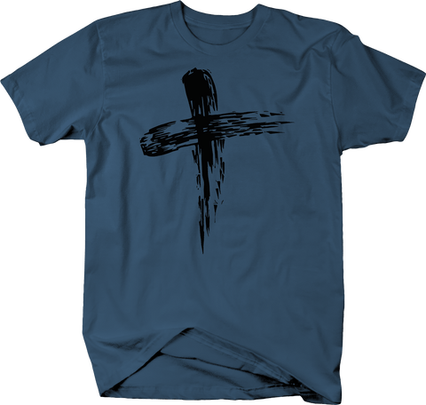Jesus Cross True Religion T-Shirt