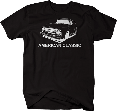 American Classic Delivery Panel Truck