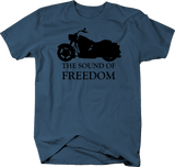 Motorcycle Sound of Freedom 600 1000 V-twin Crusier