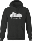 Motorcycle - Lone Wolf - Riding Solo Cruiser