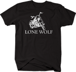 Motorcycle - Lone Wolf - Riding Solo