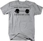 Workout Bodybuilding - Some Need Therapy - I Have My Gym