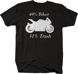 Motorcycle - 49% Biker 51% Trash Street Bike