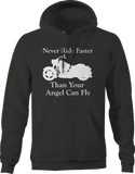 Motorcycle - Never Ride Faster Than Your Angel - Cruiser