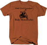 Only Cool Grandpa's Ride Motorcycles - Custom Cruiser