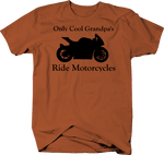 Only Cool Grandpa's Ride Motorcycles - Sport Bike