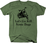 Let's Go Kill Some Bugs - Custom Motorcycle