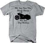 Motorcycle - We are the Not the Black Sheep - Custom Cruiser