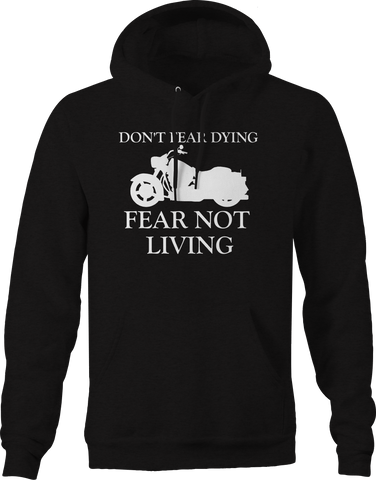 Motorcycle - Don't Fear Dying - Living - Custom Cruiser