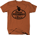 Diesel Mechanics Have Bigger Tools Wrench Shirt