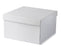 360 Hamper Box - White - Sample