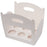 Amelia 6 Cupcake Carry Box - White - Sample
