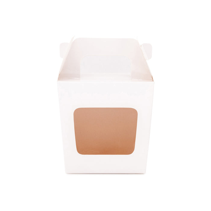 Corfu Lolly Box 2 - White - Sample