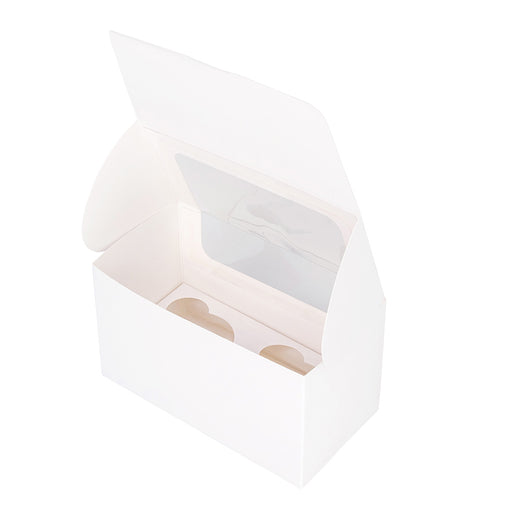 Two Cupcake Box L'Artisan - White