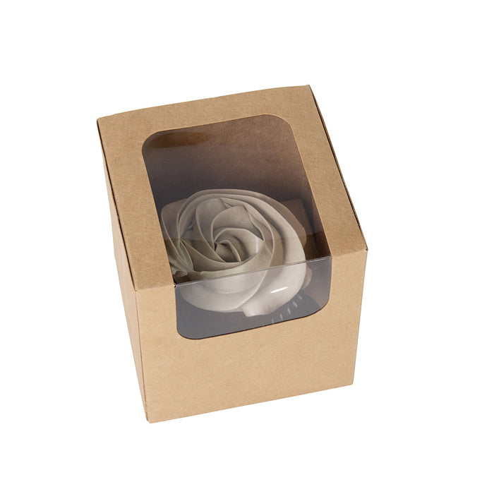One Cupcake Box L'Artisan - Kraft