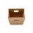 Small Deluxe Hamper Tray - Gold